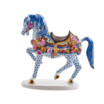 Herend Reserve Carousel Horse