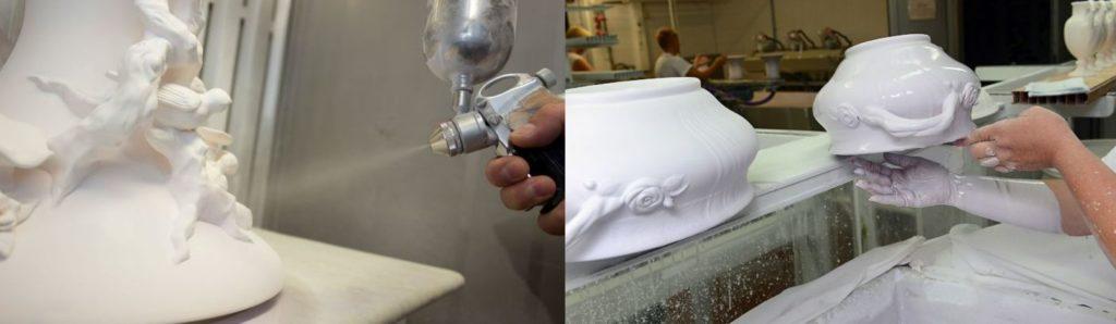 Glaze Porcelain Ancient Technique