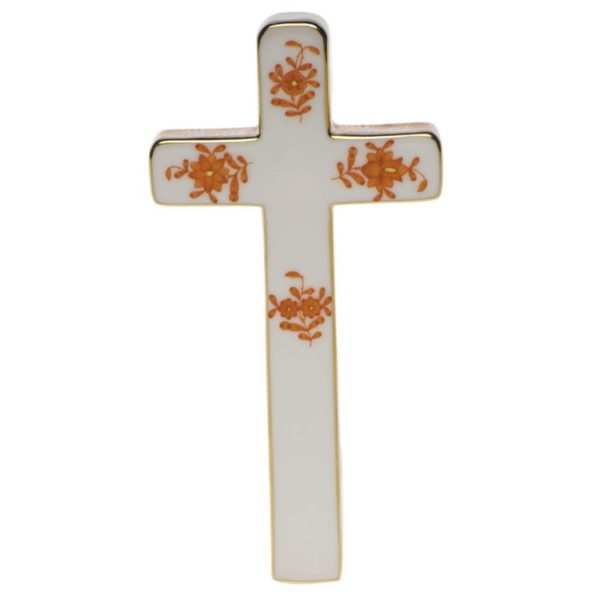 herend+chinese+bouquet+rust+cross