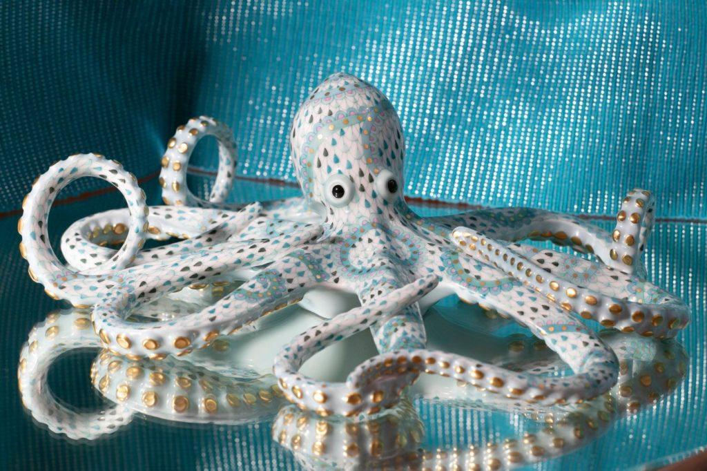 Herend-Octopus_figurine