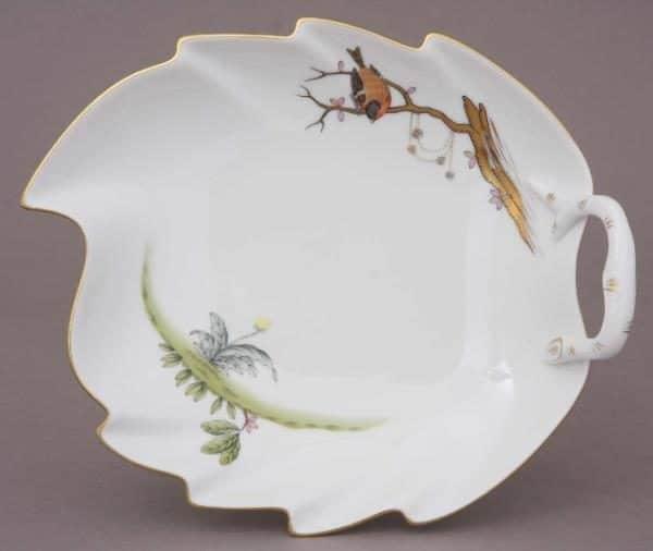 Herend-Dream-Garden-Leaf-Dish