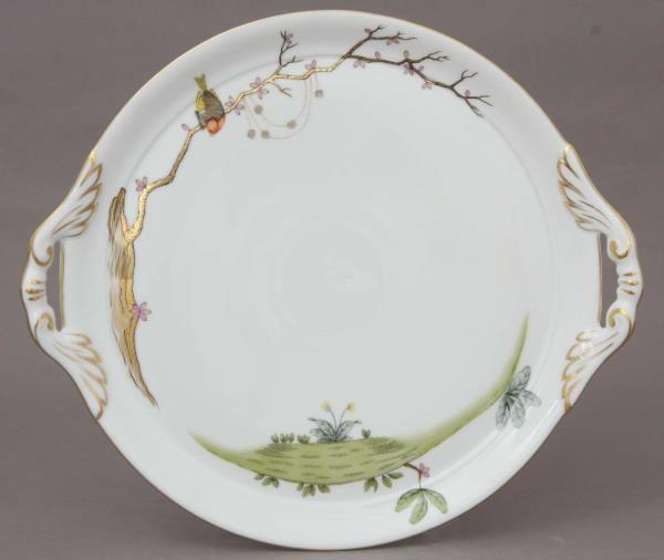 Herend-Dram-Garden-Cake-Plate-02315