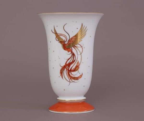 Herend-Vase-Poenix-Porcelain06778-0-00 SP751-A