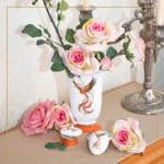 Herend-Vase-Poenix-Porcelain