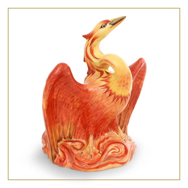 Herend Phoenix Collection Medium Figurine Natural