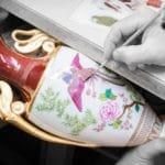 Herend-Porcelain-Phoenix-vase