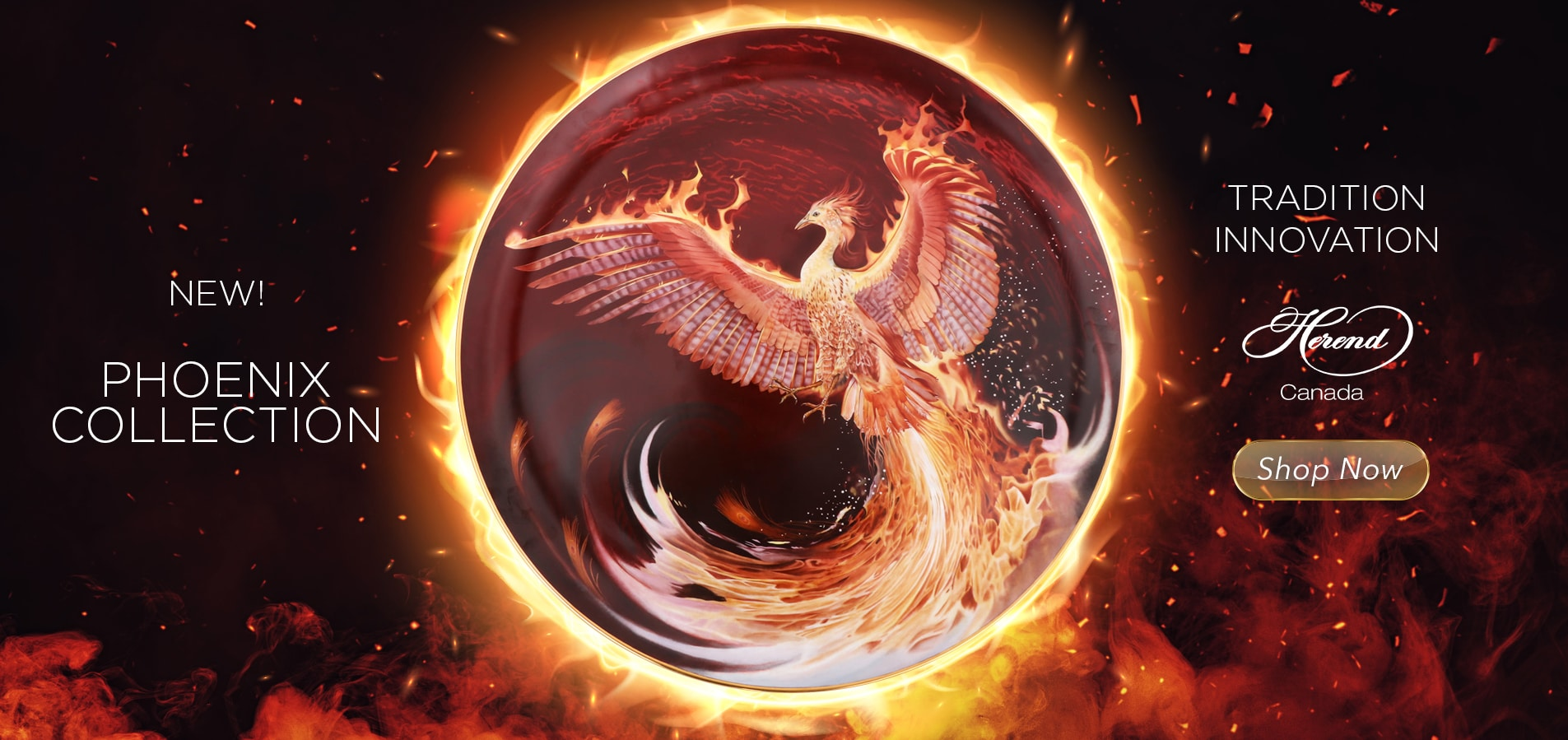 Herend-Porcelain-Phoenix-Collection