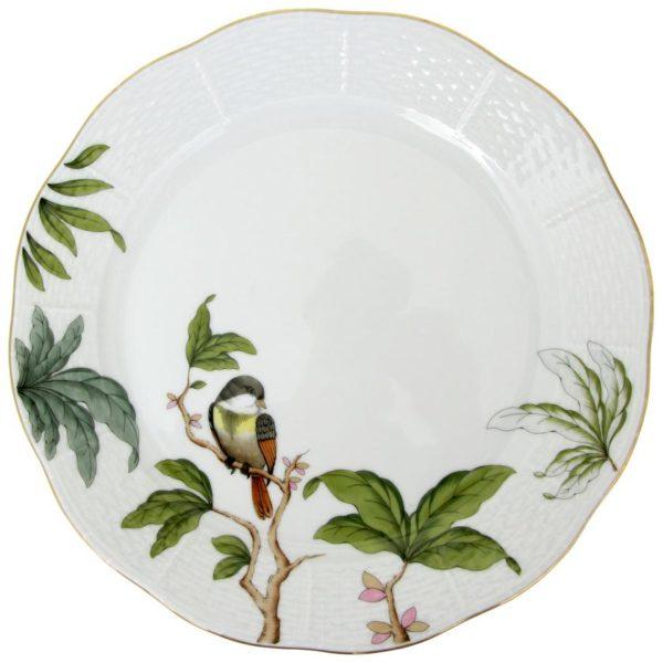 Herend-Porcelain-Foret-Salad-Plate