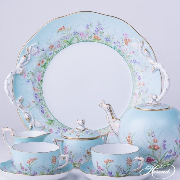 Herend-Four-Seasons-tea-set-1