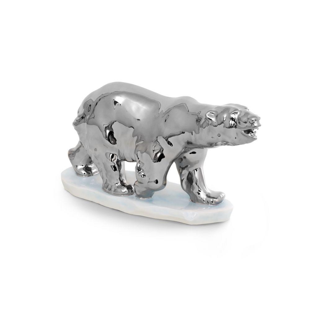 Herend-Polar-Bear-Platinum