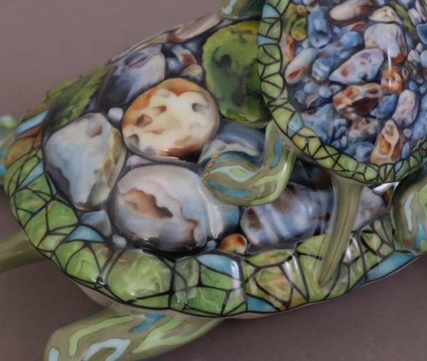 Herend-Turtle-Masterpiece15837-0-00-SP772