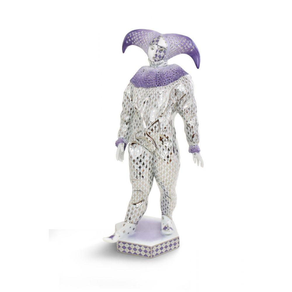 Carnival Man In Mask-Herend-PTVH