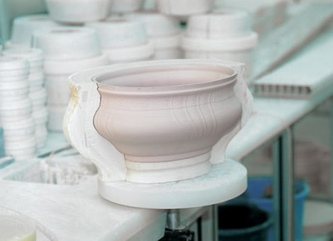 Herend-Porcelain-Production