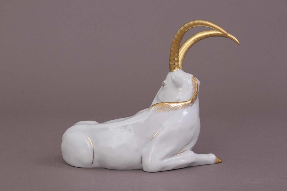 Herend-Animal-Figurines-Antelope-15457-0-00-2